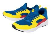 Nei 4 punti Lidl a Genova, scarpe in sold out