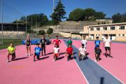 Raduno di atletica dei Children a Celle Ligure (Sv)